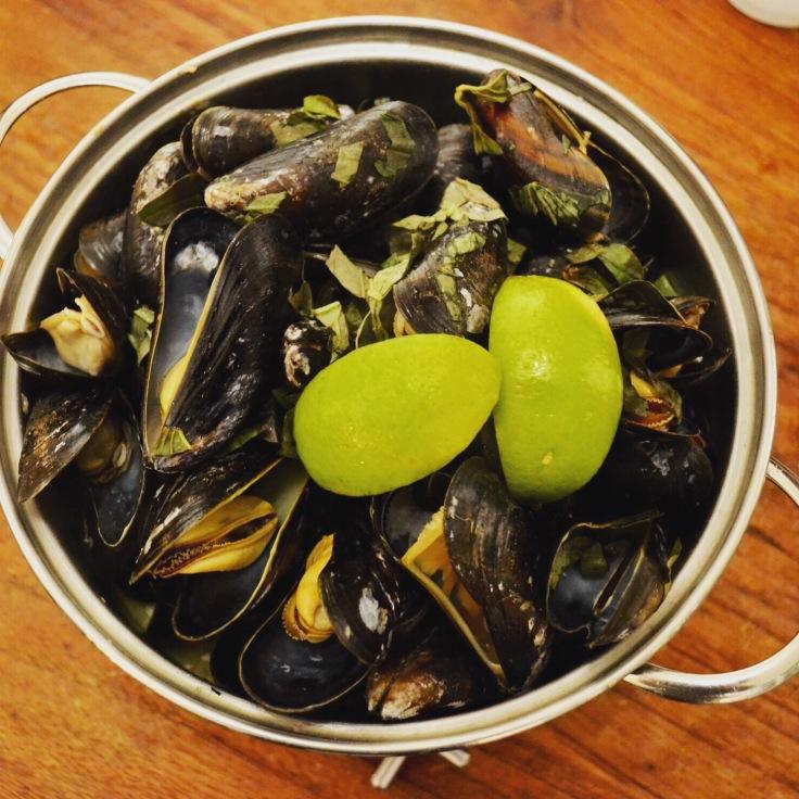 Mussels in Coconut Cream2